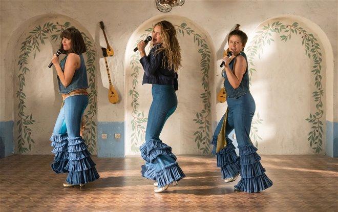 Mamma Mia ! C'est reparti Photo 1 - Grande