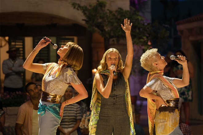Mamma Mia ! C'est reparti Photo 8 - Grande