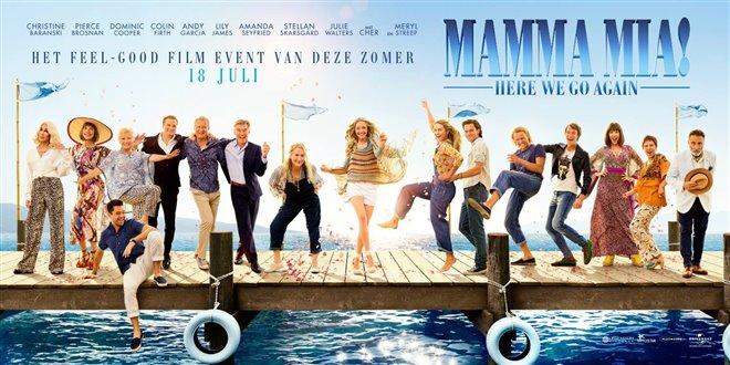 Mamma Mia ! C'est reparti Photo 19 - Grande