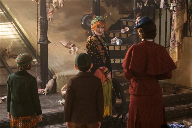 Mary Poppins Returns Photo 13 - Large