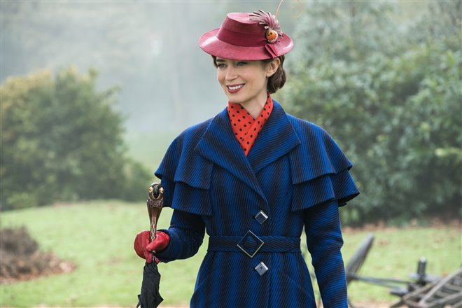 Mary Poppins Returns Photo 19 - Large