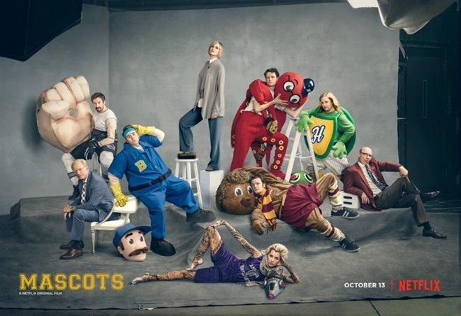Mascots (Netflix) Photo 2 - Large