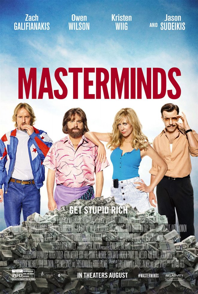 Masterminds Photo 13 - Large
