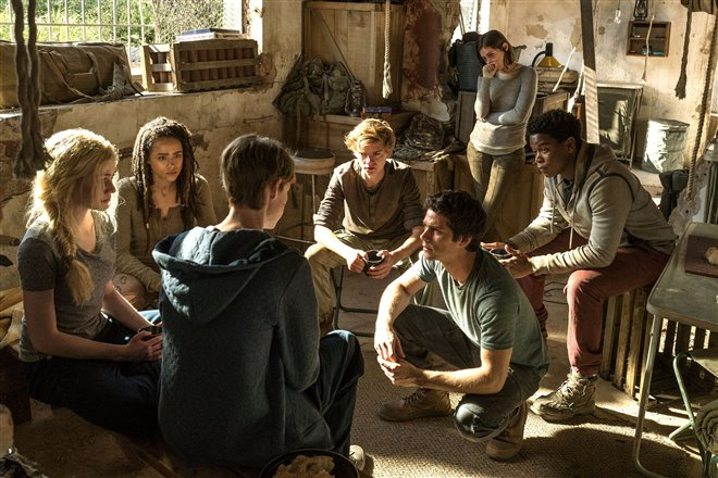 Maze Runner: The Death Cure Photo 3 - Large