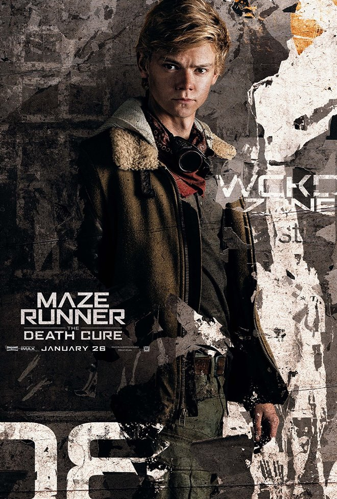 Maze Runner: The Death Cure Photo 9 - Large