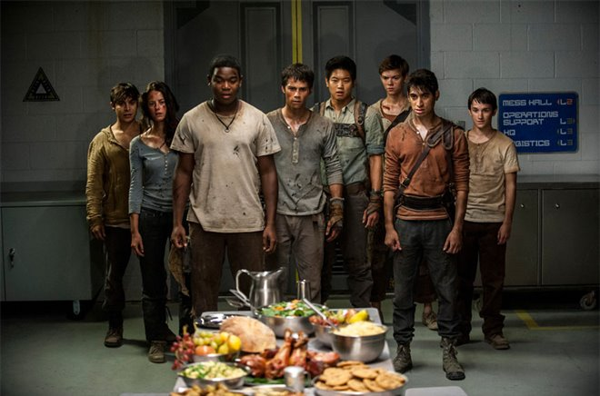Maze Runner: The Scorch Trials Photo 3 - Large