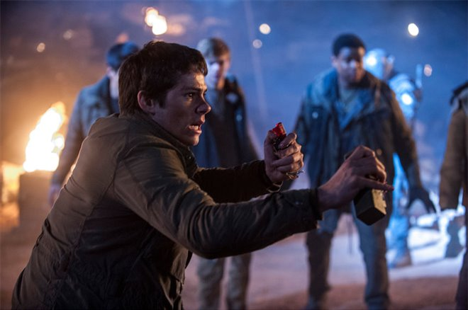 Maze Runner: The Scorch Trials Photo 5 - Large