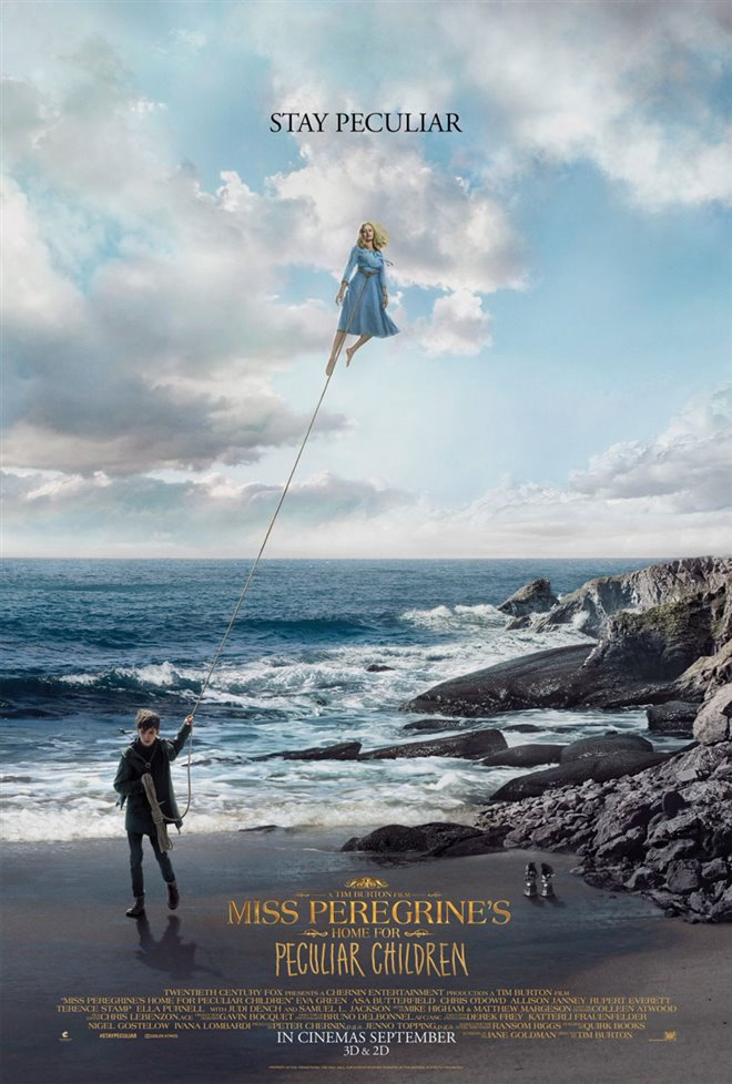 Miss Peregrine's Home for Peculiar Children Photo 13 - Large