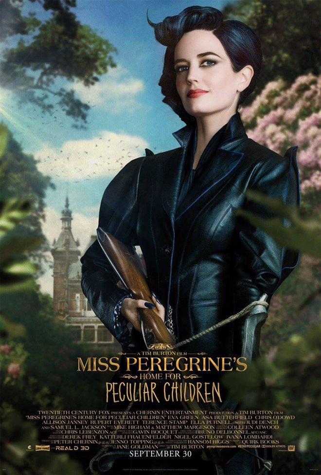 Miss Peregrine's Home for Peculiar Children Photo 14 - Large
