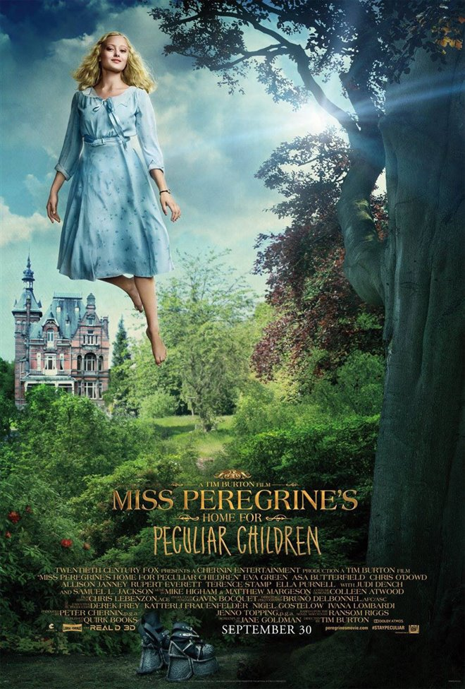 Miss Peregrine's Home for Peculiar Children Photo 16 - Large