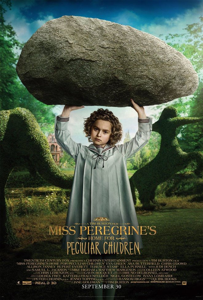 Miss Peregrine's Home for Peculiar Children Photo 20 - Large