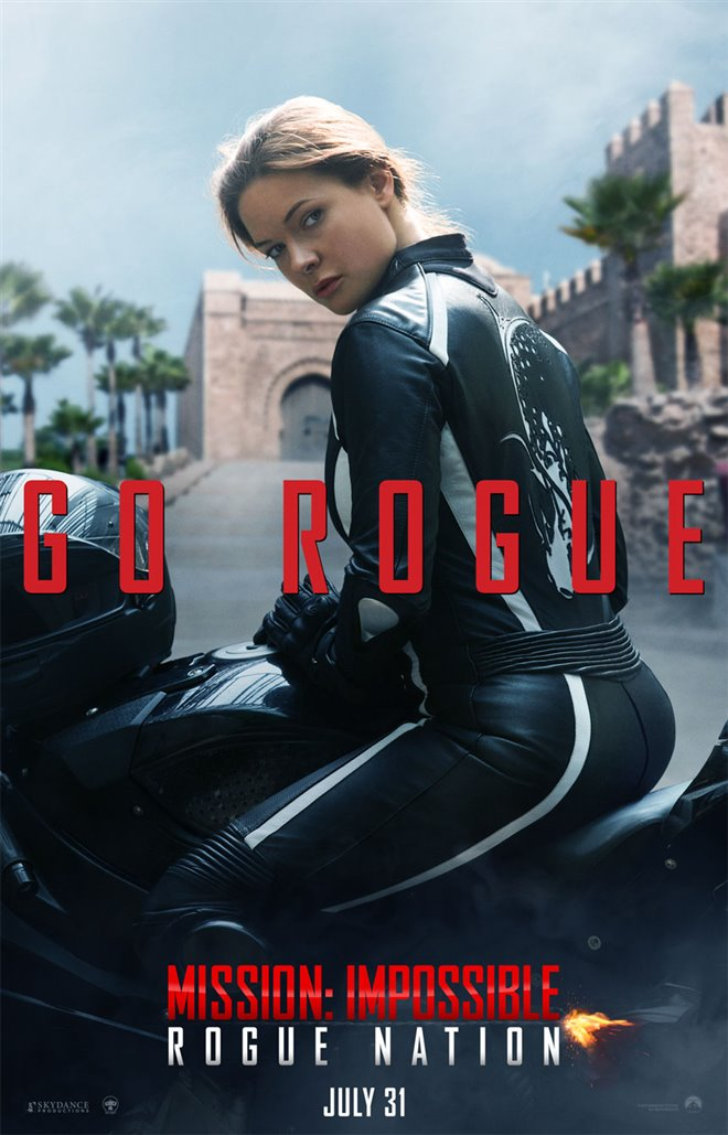 Mission: Impossible - Rogue Nation Photo 22 - Large