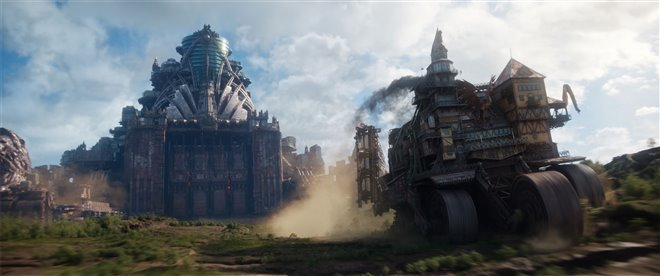 Mortal Engines Photo 1 - Large