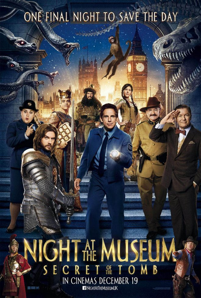 Night at the Museum: Secret of the Tomb Photo 21 - Large