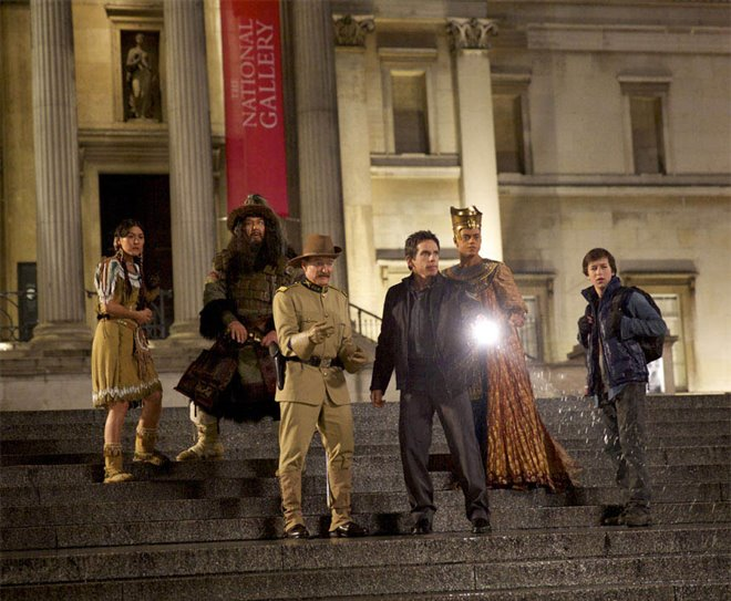 Night at the Museum: Secret of the Tomb Photo 2 - Large