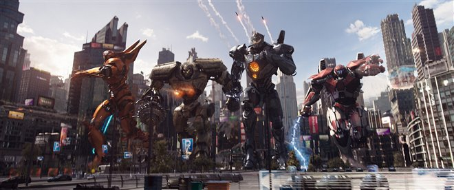 Pacific Rim Uprising Photo 23 - Large