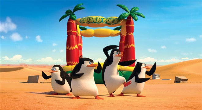Penguins of Madagascar Photo 4 - Large