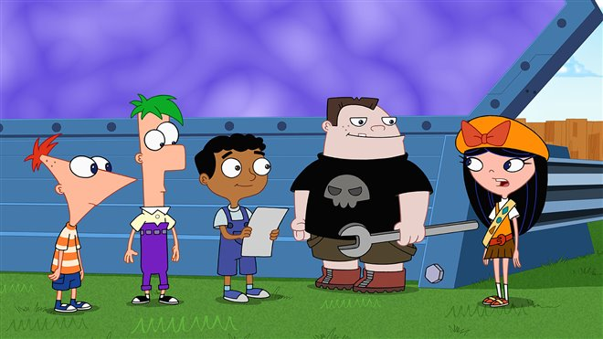 Phineas and Ferb the Movie: Candace Against the Universe (Disney+) Photo 7 - Large