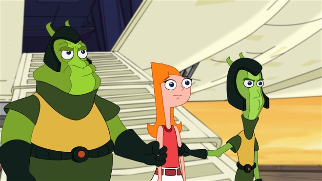 Phineas and Ferb the Movie: Candace Against the Universe (Disney+) Photo 15 - Large