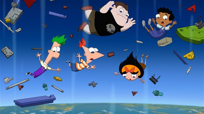 Phineas and Ferb the Movie: Candace Against the Universe (Disney+) Photo 17 - Large
