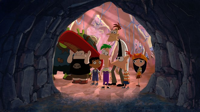 Phineas and Ferb the Movie: Candace Against the Universe (Disney+) Photo 19 - Large