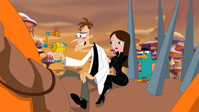 Phineas and Ferb the Movie: Candace Against the Universe (Disney+) Photo 21 - Large