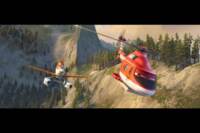 Planes: Fire & Rescue Photo 5 - Large