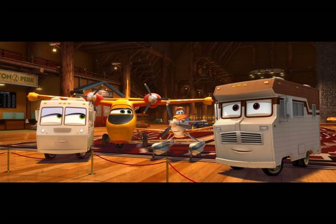 Planes: Fire & Rescue Photo 7 - Large