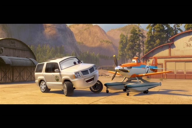 Planes: Fire & Rescue Photo 11 - Large