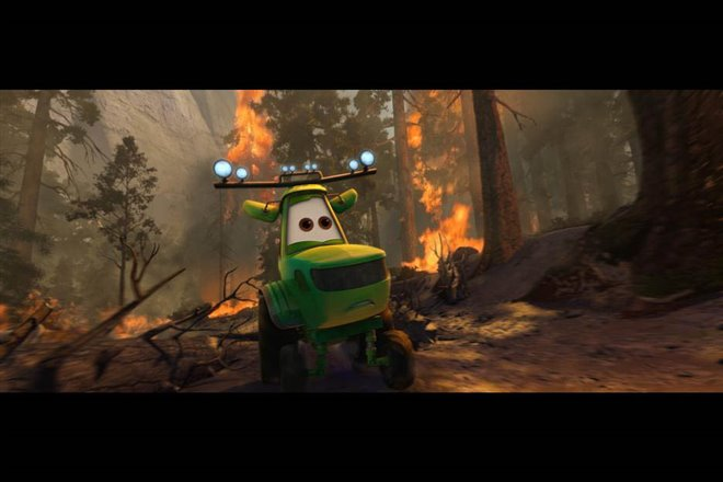 Planes: Fire & Rescue Photo 15 - Large
