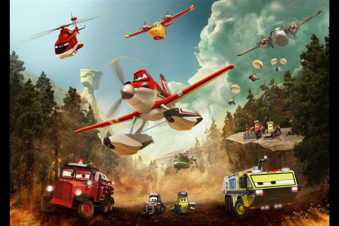Planes: Fire & Rescue Photo 21 - Large