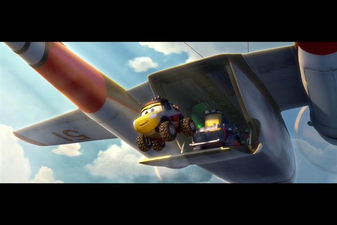 Planes: Fire & Rescue Photo 25 - Large