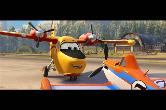 Planes: Fire & Rescue Photo 27 - Large