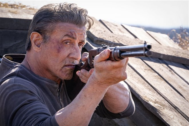 Rambo : La dernière mission Photo 1 - Grande