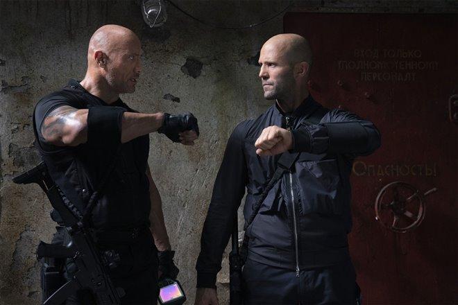 Rapides et dangereux présentent : Hobbs et Shaw Photo 6 - Grande
