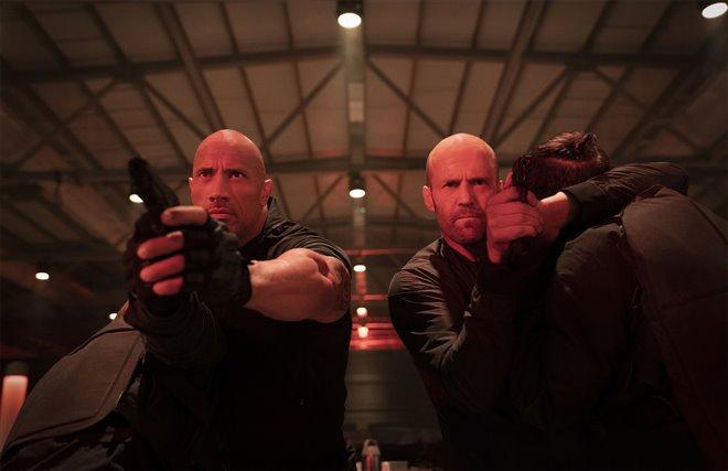 Rapides et dangereux présentent : Hobbs et Shaw Photo 12 - Grande