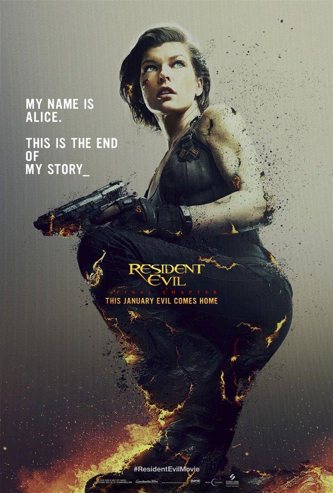 Resident Evil: L'ultime chapitre Photo 1 - Grande