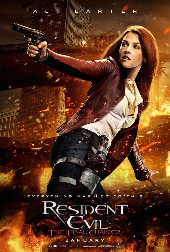Resident Evil: L'ultime chapitre Photo 5 - Grande