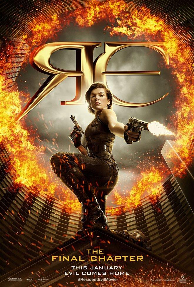 Resident Evil: L'ultime chapitre Photo 7 - Grande