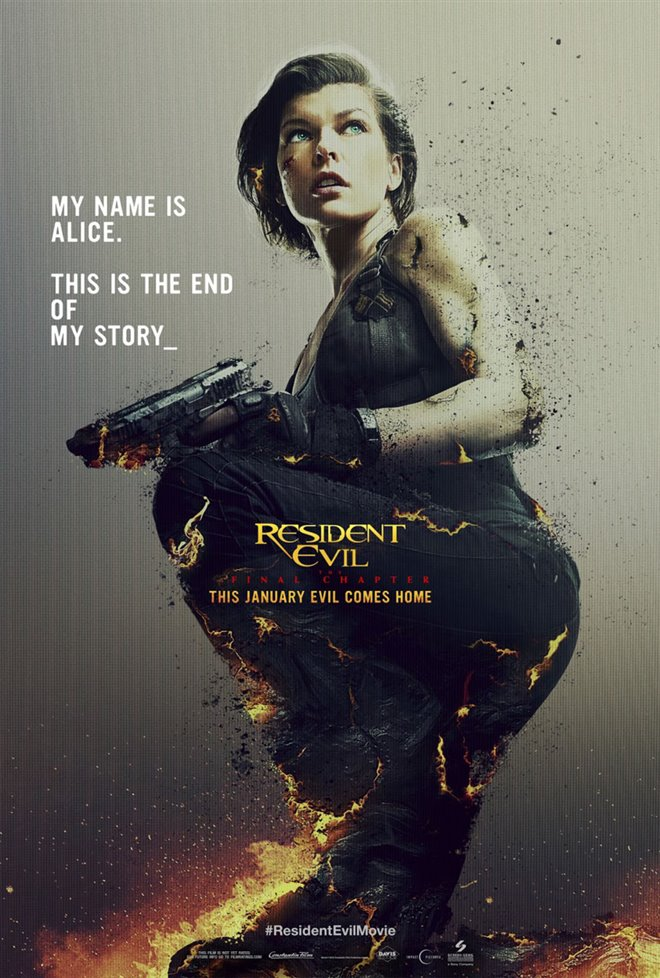 Resident Evil: The Final Chapter  Photo 1 - Large