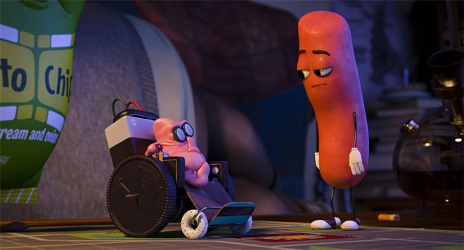 Sausage Party Photo 4 - Large
