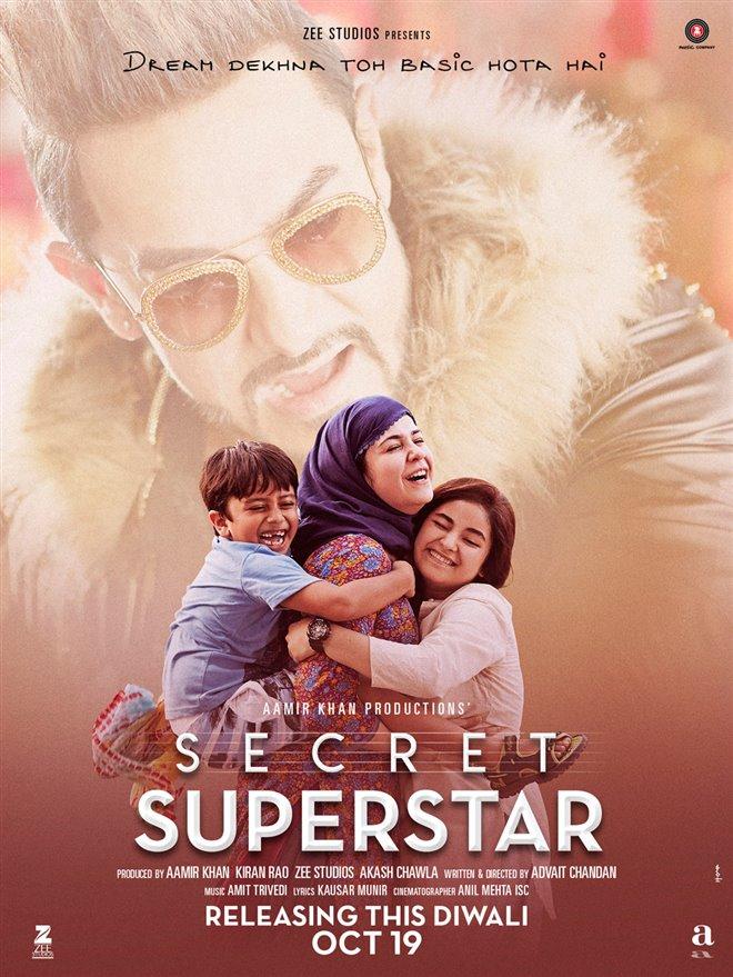 Secret Superstar (Hindi w/e.s.t.) Photo 3 - Large