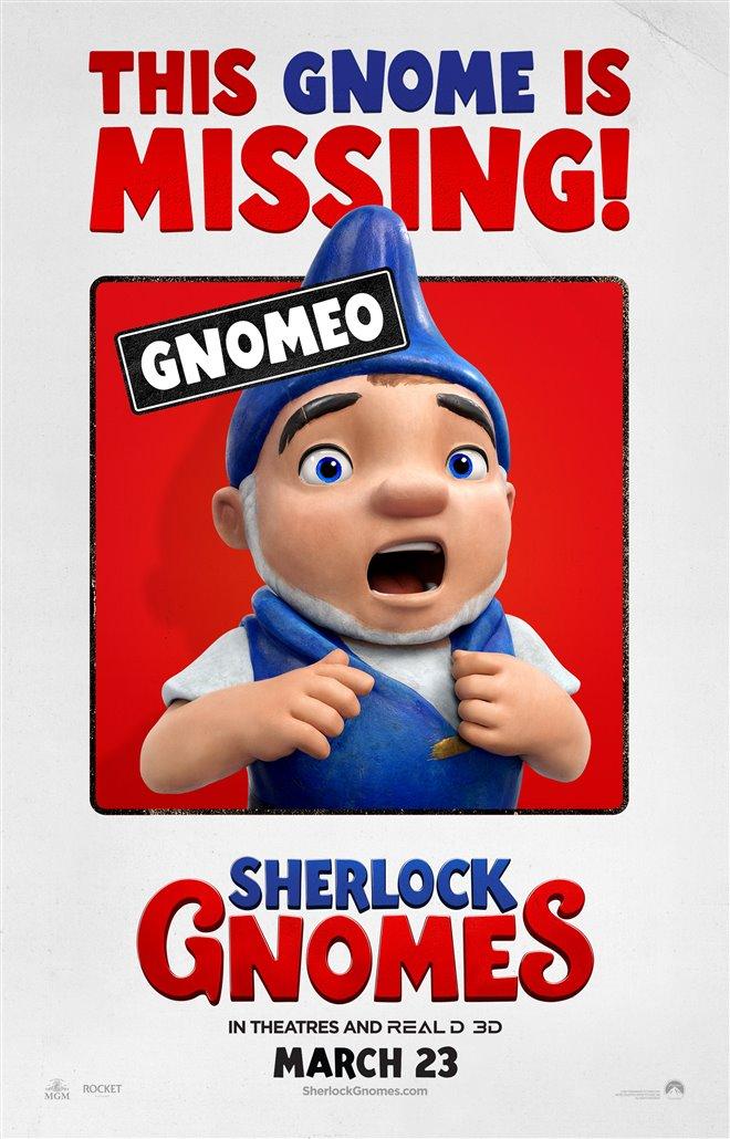 Sherlock Gnomes Photo 34 - Large