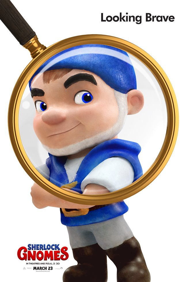 Sherlock Gnomes Photo 40 - Large