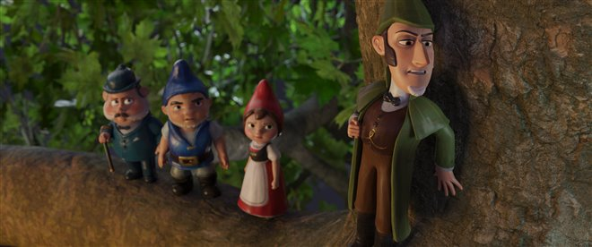 Sherlock Gnomes Photo 1 - Large