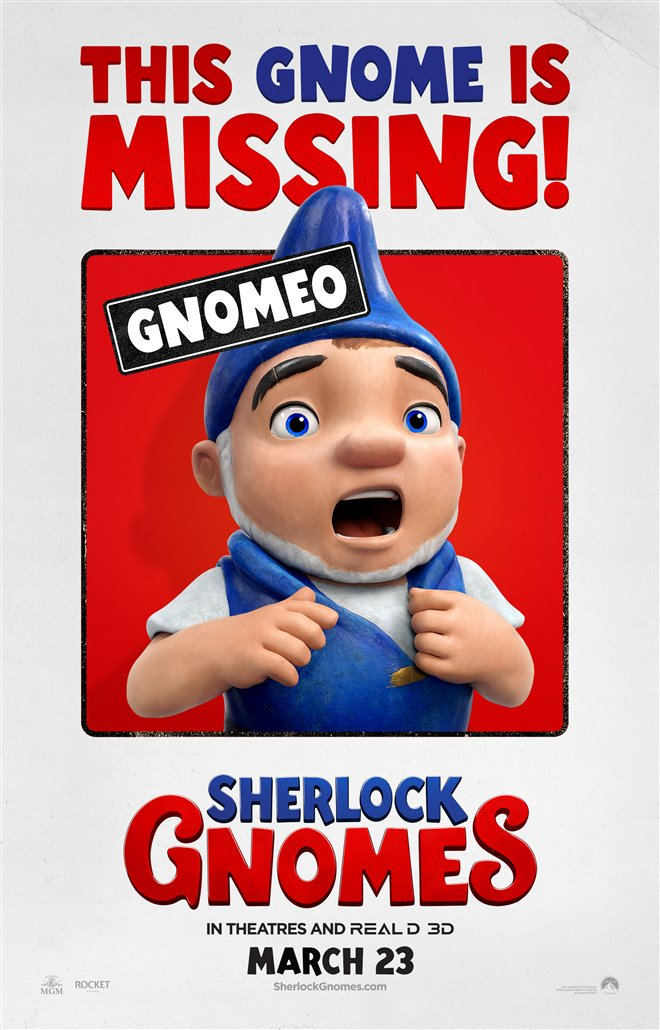 Sherlock Gnomes (v.f.) Photo 34 - Grande