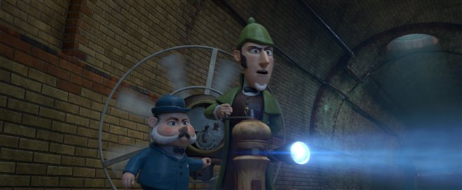 Sherlock Gnomes (v.f.) Photo 15 - Grande