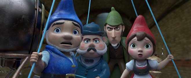 Sherlock Gnomes (v.f.) Photo 21 - Grande