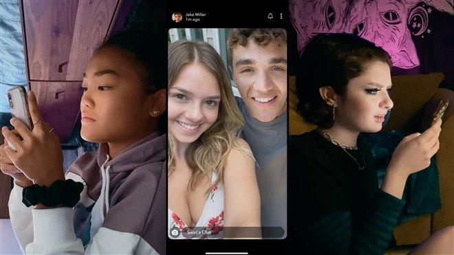Social Distance (Netflix) Photo 2 - Large