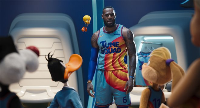 Space Jam: A New Legacy Photo 27 - Large
